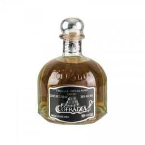 Tequila Añejo LA COFRADIA, 38% vol.