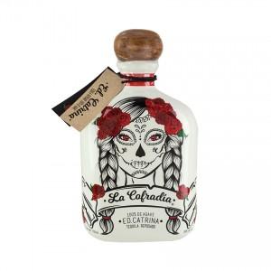 Tequila Reposado LA COFRADIA Ed. CATRINA, 38% vol.