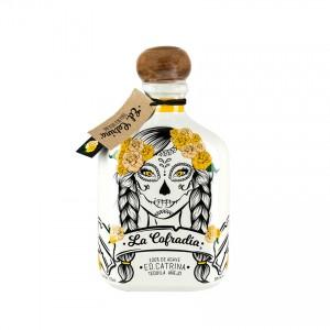 Tequila Añejo LA COFRADIA Ed. CATRINA, 38% vol.