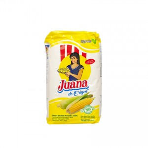 JUANA de Origen - Gelbes Maismehl - Harina de Maiz Amarillo, 1 kg