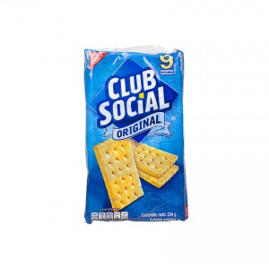 CLUB SOCIAL Original - Salzcracker - Galletas Saladas, 234g