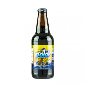 POLAR Malzgetränk Flasche Bebida de Malta botella 355ml