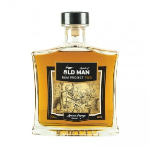 Spirits of OLD MAN Two - Spiced Orange, Brauner Rum, 700ml, 40%vol