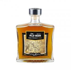 Spirits of OLD MAN Five - Leisure Harbour, Brauner Rum, 700ml, 40%vol