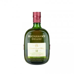 BUCHANAN S DeLuxe Blended Scotch Whisky 1 Liter