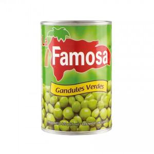 LA FAMOSA grüne Erbsen Gandules verdes 425g