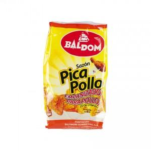BALDOM Sazón Pica Pollo - Paniermischung für Hähnchenfleisch - Empanizado para Pollo, 709g