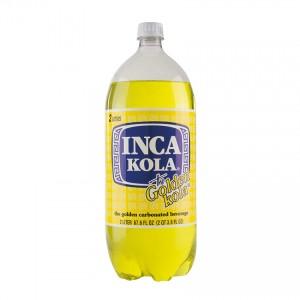 INCA KOLA Erfrischungsgetränk Refresco de Cola 2L