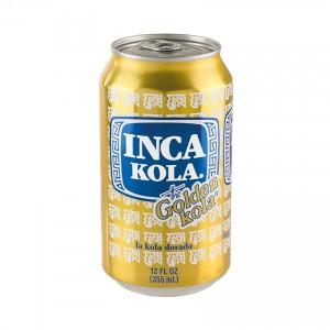 INCA KOLA Erfrischungsgetränk Dose Refresco de Cola lata 355ml