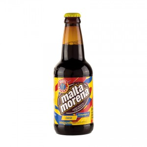 MORENA Malzgetränk Bebida de malta 355ml