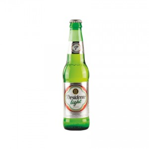 PRESIDENTE Bier Light,  355ml