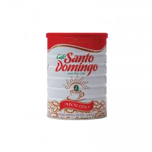 Café Molido SANTO DOMINGO Lata 283g