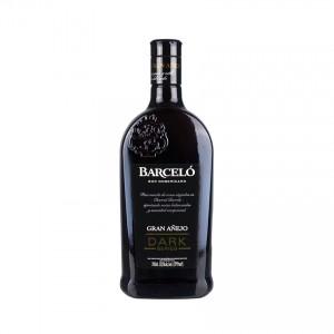 Ron BARCELÓ Gran Añejo Dark Series 37,5%vol. 700ml