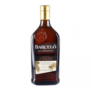 BARCELO Añejo - Brauner Rum, 3 Jahre, 700ml, 37,5%,vol