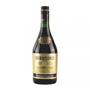 BERMUDEZ Brauner Rum-12 Jahre-Ron Aniversario 700ml 40% vol