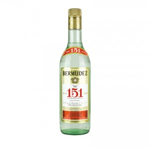 Ron BERMUDEZ 151, 72% vol, 700ml