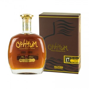 OPHYUM Grand Premiere Rhum -17 Jahre- Solera Ron 17 Años 700ml 40% vol