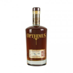 OPTHIMUS XO Extra Premium Rum - Suma cum Laude - 700ml, 38%vol