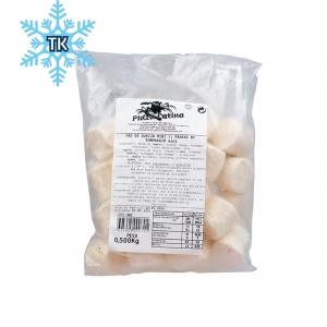 PLAZA LATINA Mini Tk-Käsebrötchen zum Aufbacken - Mini Pão de Queijo Congelado, 500g