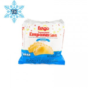 Tapas para Empanadas Grande  (Tiefkühlprodukt) - Horno - FARGO 420g