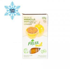 FRUTAMIL Passionsfrucht Fruchtpüree - TK-Produkt - Polpa de Maracuja, 400g