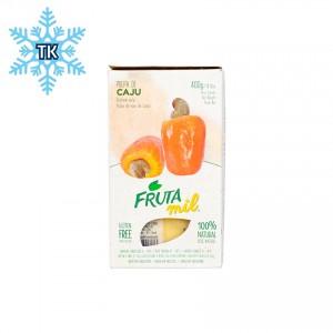 FRUTAMIL Cashew Fruchtpüree - TK-Produkt - Polpa de Caju, 400g