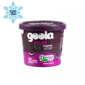 GOOLA Premium Açaí Sorbet - Sorvete Premium de Açaí, 100ml (Tiefkühlprodukt)