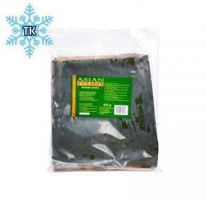 ASIAN CHOICE Bananenblätter, Tiefkühlprodukt, 454g