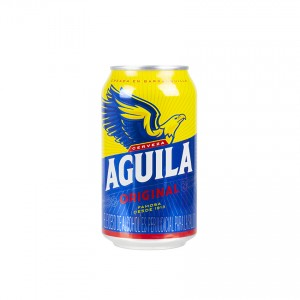 AGUILA Kolumbianisches Bier Cerveza colombiana 355ml