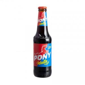 PONY MALTA Malzgetränk- Refresco de Malta 330ml