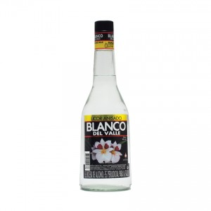 Aguardiente BLANCO DEL VALLE, 30% vol. 700ml