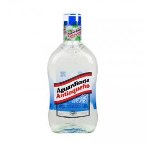ANTIOQUEÑO  Spirituose mit Anisgeschmack OHNE Zucker Aguardiente sin azúcar 700ml 29%vol