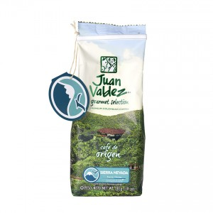Café JUAN VALDEZ Gourmet Selection Sierra Nevada 283 g