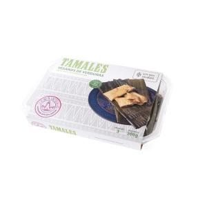 LA REINA - Tamales vegan - Tamales Veganos, 300g
