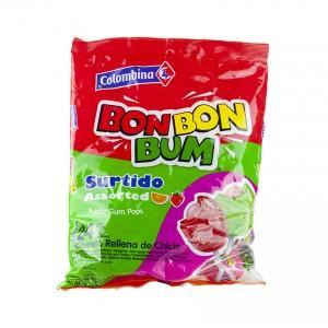Bon Bon Bum Surtido COLOMBINA 408g