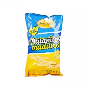 Platanitos Maduros Bananenchips 65g