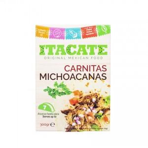 ITACATE Mexikanisches Gericht - Carnitas Michoacanas, 300g