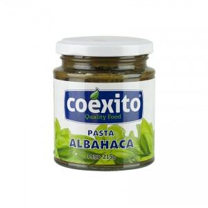 Pasta de Albahaca COEXITO 215g