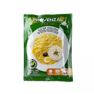 PROVENZAL Gewürzmischung für Hähnchen mit gewürzter Sauce Sazón para Aji de Gallina 100g