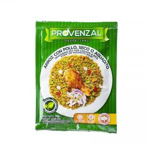 PROVENZAL Gewürzmischung für Hühnerreis Sazón para Arroz con Pollo 58g