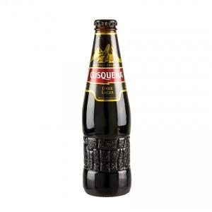 Cerveza Premium CUSQUEÑA Dark Lager, 330ml