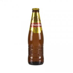 Cerveza Premium CUSQUEÑA Golden Lager, 330ml