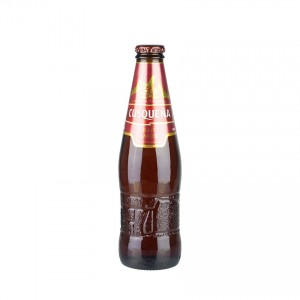 CUSQUEÑA Rotes peruanisches Bier Lager Cerveza lager roja 330ml 5% vol