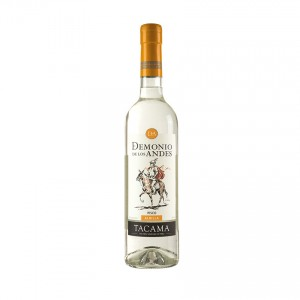 Pisco Albilla DEMONIO DE LOS ANDES 40% vol. 700ml