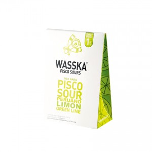 WASSKA Pisco Sour Limon / Lemon