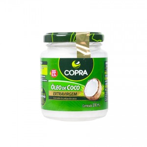 Óleo de Coco Orgânico COPRA 200ml