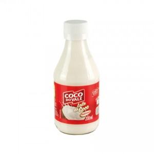 COCO DO VALE Kokosmilch Leite de Coco Tradicional 200ml