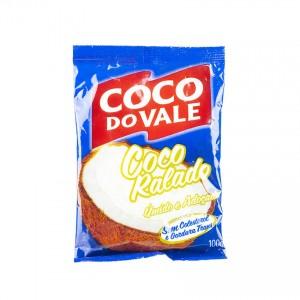 Coco Ralado Adoçado COCO DO VALE 100g