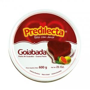 Goiabada PREDILECTA 600g
