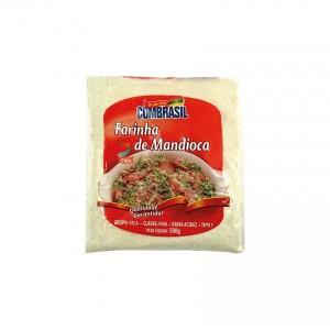 COMBRASIL Maniokmehl roh Farinha de Mandioca Branca 500g